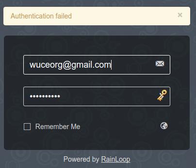 不能从第三方登录gmail